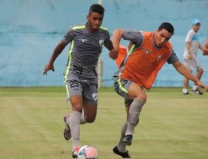 Londrina em treino pelo campeonato paranaense (Foto: Pedro A Rampazzo/Site oficial do Londrina)