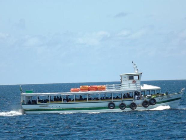 Sistema marítimo opera com catorze embarcações nesta sexta (Foto: Divulgação)
