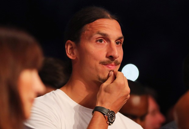 Zlatan Ibrahimovic (Foto: Richard Heathcote/Getty Images)