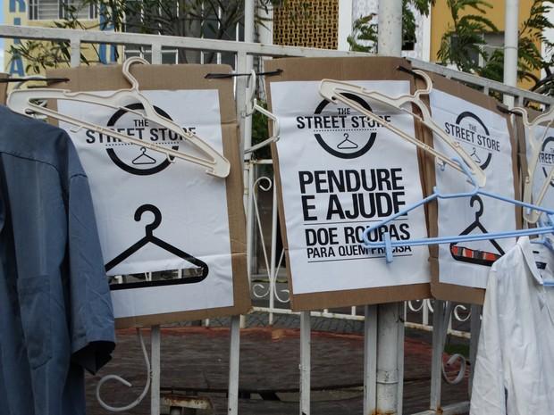 The Street Store Caruaru (Foto: Paula Cavalcante/ G1)