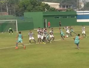 Voltaço venceu o Queimados por 4 a 0 (Foto: Igor Bravo/Fair Play Assessoria)