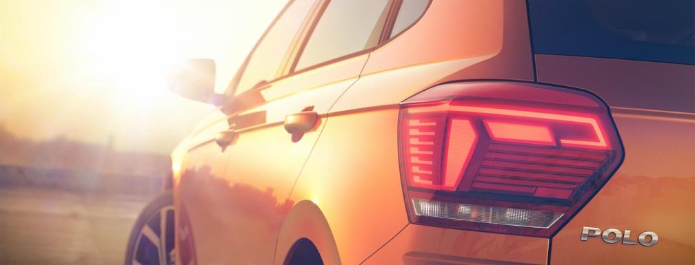 Volkswagen Polo (Foto: Divulgação)