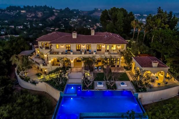 Após Coachella, Drake descansa em casa de luxo com diária de R$32 mil (Foto: Divulgação)