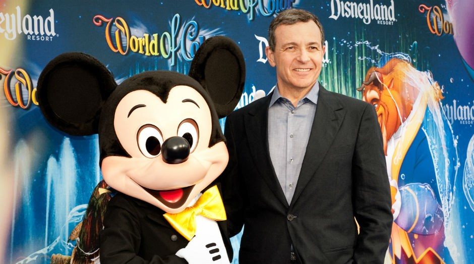Bob Iger, Disney, CEO (Foto: Wikimedia Commons)