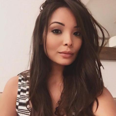 Carol Nakamura (Foto: Reprodução)
