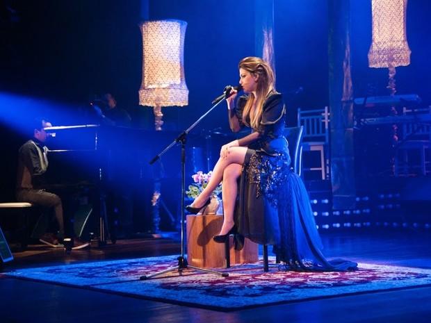 Millane Hora promete animar platéia com clássicos do forró (Foto: Divulgação/Teatro Deodoro)