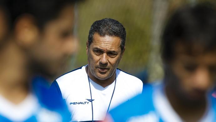 Vanderlei Luxemburgo Cruzeiro (Foto: Washington Alves/Light Press)