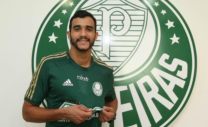 Henrique Palmeiras (Foto: Cesar Greco/ Ag. Palmeiras)