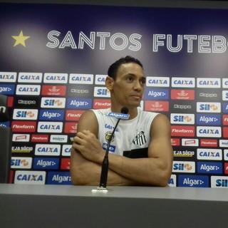 Ricardo Oliveira Santos (Foto: Lucas Musetti)