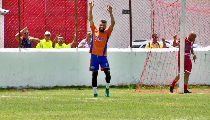 Alex Muralha goleiro Flamengo (Foto: Reprodução EPTV)