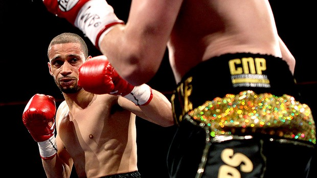 Curtis Woodhouse boxeador (Foto: Getty Images)