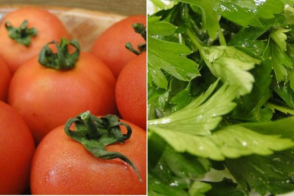 Salada mediterrânea é saborosa e muito saudável (Foto: Divulgação/RBS TV)