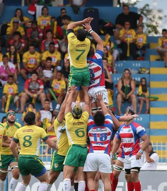 Brasil Paraguai rúgbi rugby Martins Pereira São José (Foto: Luiz Pires/Fotojump)