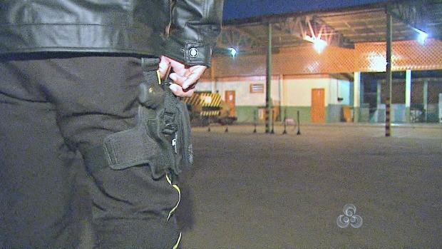 Vigilantes são mostrados na segunda resportagem da série (Foto: Bom Dia Amazônia)