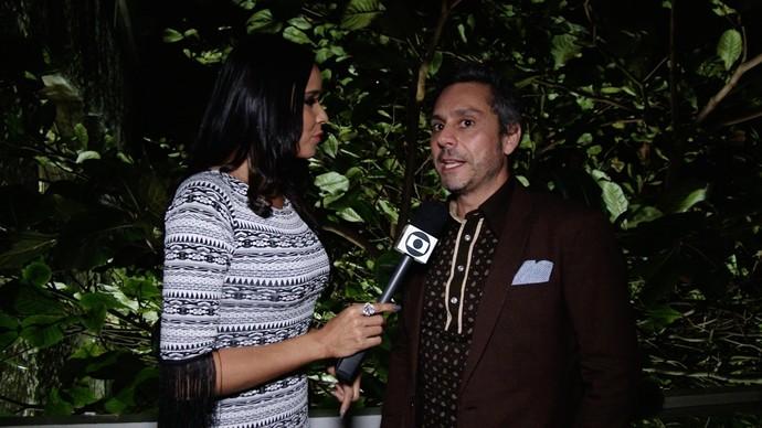 Alexandre Nero viverá o protagonista Romero Rômulo em A Regra do Jogo. (Foto: Produção / Se Liga VM)