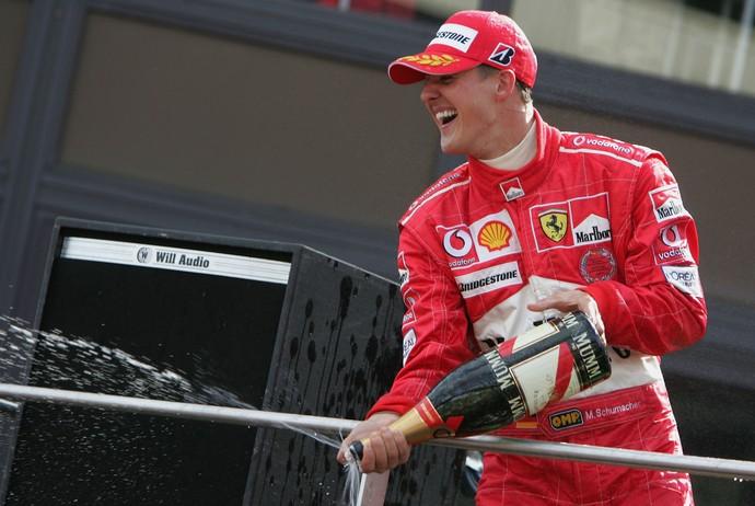 Michael Schumacher - Ferrari (Foto: Getty Images)