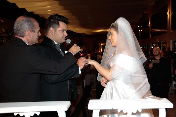 Casamento Naiara Azevedo (Foto: Rafael Cusato/ Brazil News)