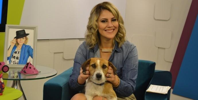 Jessica Leão recebe visita especial neste sábado (12)  (Foto: Reprodução / TV Diário)