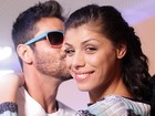 Casal #FranGo polemiza sobre Vanessa e Clara (Dafne Bastos/TV Globo)