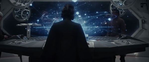 Planos do teaser Star Wars: Os ltimos Jedi (Foto: Frame do trailer)