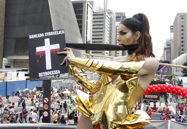 Viviany Beleboni (Foto: Celso Tavares / EGO)