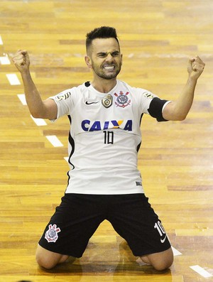 Deives final futsal 2016 Corinthians x Sorocaba (Foto: Marcos Ribolli)