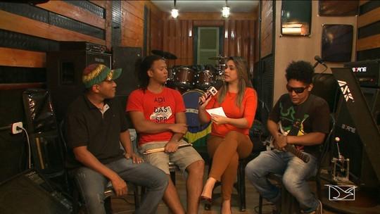 Banda filhos de Jah volta a cena do reggae maranhense