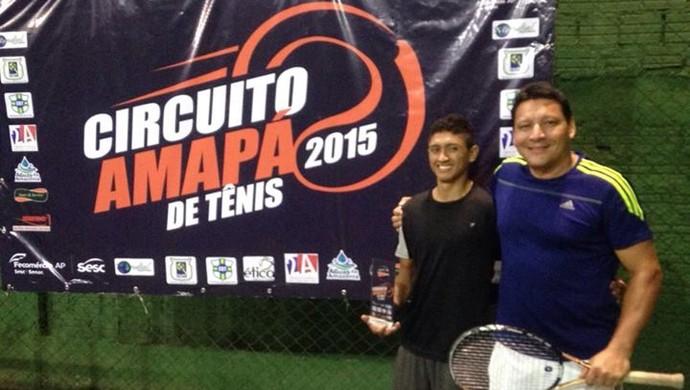 Final Tênis de Quadra Amapá (Foto: Divulgação/FAT)