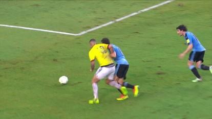 Melhores momentos de Colômbia 2 x 2 Uruguai pelas eliminatórias da Copa 2018