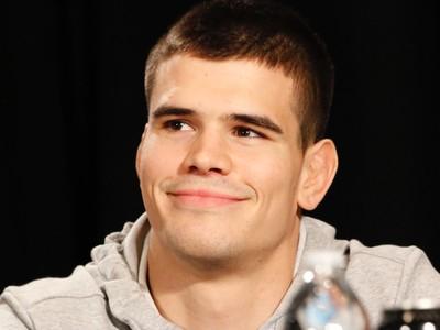 Mickey Gall; UFC Hendricks x Johnson (Foto: Evelyn Rodrigues)