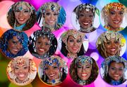Conheça as candidatas do Musa do Carnaval do Rio (Caldeirão do Huck / TV Globo)