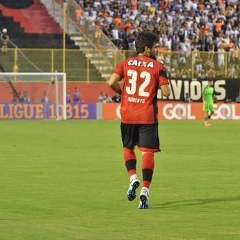 norberto; norberto vitória (Foto: Francisco Galvão/EC Vitória)