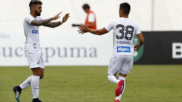 Ferroviária x Santos - Campeonato Paulista 2018-2018 - globoesporte.com e927e75dbd