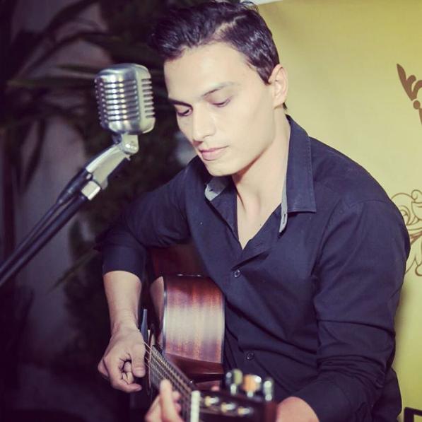 O namorado de Mara Maravilha também é músico (Foto: Reprodução / Instagram)