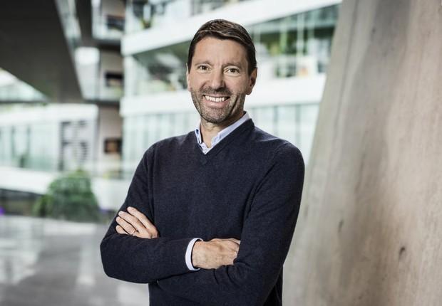 Kasper Rorsted, CEO da Adidas (Foto: Divulgação)