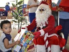Campanha 'Papai Noel dos Correios' atendeu quase 10 mil crianças no RN