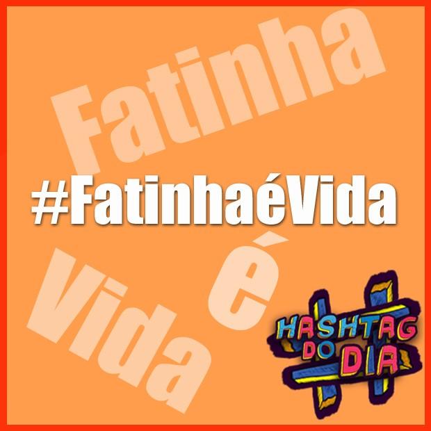#HashtagDoDIa: FatinhaÉVida (Foto: Malhação / TV Globo)