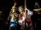 Espetáculo da Paixão de Cristo é encenado em Gravatá, no Agreste