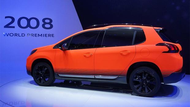 Peugeot 2008 (Foto: Newspress)