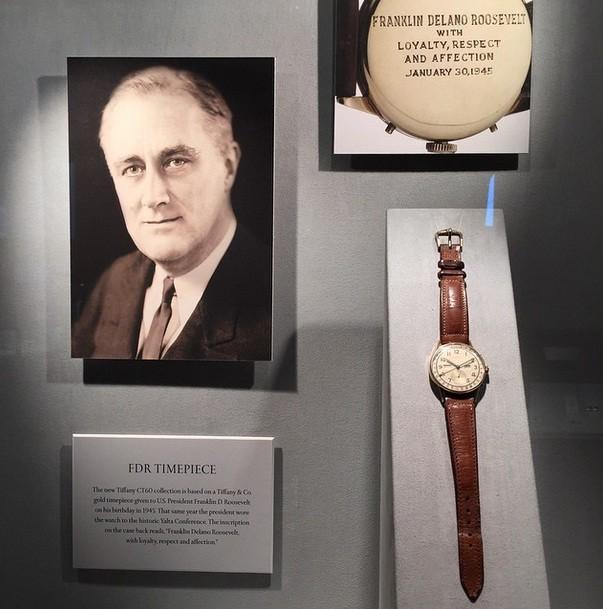 Relógio #CT60 foi inspirado em um modelo dado ao presidente Franklin Delano Roosevelt  (Foto: reprodução)