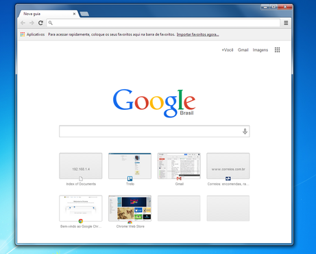 Google Chrome | Download | TechTudo