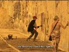 Justin Bieber é autuado por pichação de muro no Rio de Janeiro