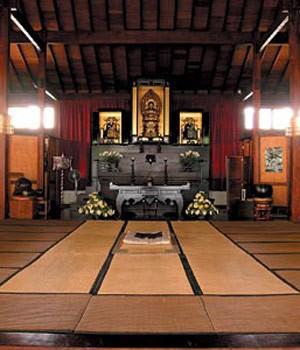 Templo Busshinji (Foto: Luiz Ferraz)