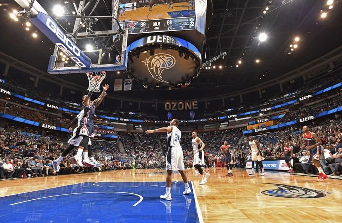 Bradley Beal Washington x Orlando NBA (Foto: Getty)