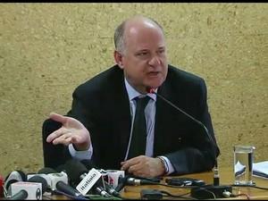 Márcio Zimmermann, secretário-executivo do Ministério de Minas e Energia (GloboNews)  (Foto: Reprodução GloboNews)