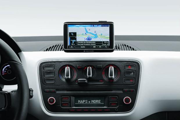 Volkswagen up! maps & more (Foto: Divulgação)