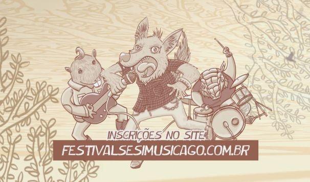 TV Anhanguera apresenta o Festival Canta Cerrado 2015 (Foto: TV Anhanguera)