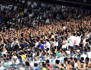 Torcida Corinthians X São Paulo (Foto: Marcos Ribolli)