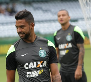 wallyson coritiba (Foto: Divulgação Coritiba)