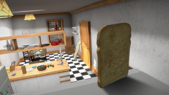 Quem nunca quis ser um pão? (Foto: Divulgação/Bossa Studios)